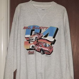 Bill Elliot McDonald's Reese's 1996 Sweatshirt